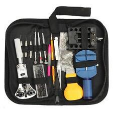144Pcs Horloger Réparation de montre Set Kit Watch Back Case openeing Outils Extracteur