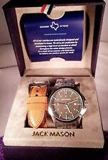 JACK MASON 42mm Field/Dress AUTOMATIC w/ Sapphire Crystal Gray Face Watch