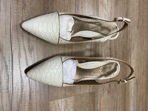 Dana Davis women shoes, Slingback, made in Italy
