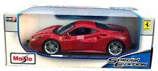 Maisto Ferrari 488 GTB Special Edition Die Cast Car Model 1:18 Scale