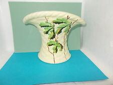 kelsboro ware pottery wall pocket (art deco)