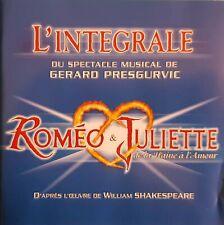 CD L'INTÉGRALE ROMEO ET JULIETTE Ref 3184