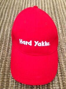 HARD YAKKA WORKWEAR CAP- BRAND NEW BARGAIN TOYOTA FORD WINCHESTER HONDA