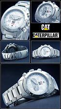LUXURY CHRONOGRAPH -CAT WATCH EXCLUSIVE RACING DESIGN 10 BAR WATER SEALING NEW