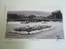 OTLEY, The Bridge Vintage Real Photo Postcard Franked+Stamped 1961  §B894