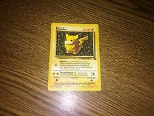 POKEMON Promo Card IVY PIKACHU #1 Black Star Rare Mint PROMOTIONAL