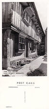 1930's THE OLD HOUSE KINGS STREET MARGATE KENT UNUSED REAL PHOTOGRAPH POSTCARD a