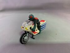 Chara Wheels Japanese Hot Wheels Kamen Masked Rider cyclone chogokin CW15 Bandai