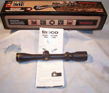 Tasco 1.5-4.5 World Class Rifle Scope Hunting Target Shooting Telescopic Sight