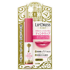 [OMI BROTHERHOOD MENTURM] Lip Dress Tint PINK BEIGE Moisturizing Tinted Lip Balm