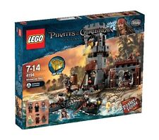 LEGO 4194 Pirates of the Caribbean WHITECAP BAY NUOVO OVP