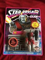 "GI Joe 1993 Mosc Moc Sealed Star Brigade Destro Nice! ""Storm Shadow"""