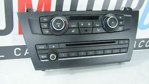 BMW OEM automatic air cond High Audio operator unit 9208591 9248265 X3 F25 F26
