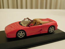Minichamps Ferrari 355 Spider Top Down Red 1/43 Scale New in Box Ships From USA