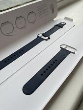 Genuine Apple Watch 42mm/44mm Midnight Blue Sport Band