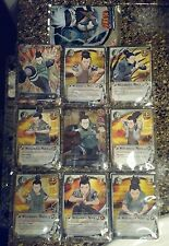 Naruto Cards TCG CCG Shikamaru  Lot + Broken Promise Pack COMBINE SHIPPING