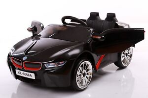 BMW I8 STYLE 12V KIDS RIDE ON CAR CHILDREN'S BATTERY REMOTE CONTROL CARS