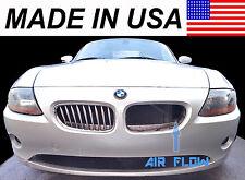 AVT Air Intake Scoop e85 BMW Z4 2003-2009 Black