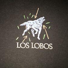 Los Lobos Real original vintage 1987 Tour T-shirt