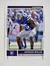 2017 Score #364 Jordan Willis RC - NM-MT