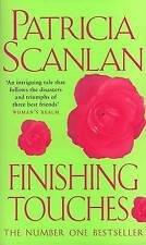 Finishing Touches, Patricia Scanlan   Mass Market Paperback Book   Good   978055