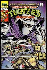 Teenage Mutant Ninja Turtles Adventures #1...NM- 9.2...1989 Archie Comics