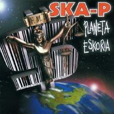 "SKA-P ""PLANETA ESKORIA"" CD NEUWARE"