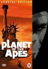 Planet Of The Apes Collection (DVD, 2001, 6-Disc Set) - Very Good Condition