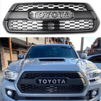 Front Grille For Toyota Tacoma TRD PRO 2016 2017 2018 2019 2020 Grill W/Letter