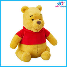 "Disney Winnie the Pooh Bear 12"" Plush Doll Soft Toy brand new with tags"