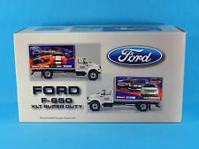 First Gear Ford F-650 XLT Super Duty Dealer-Exclusive 1:34 Die Cast Truck