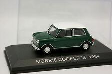 Ixo Press 1/43 - Morris Cooper S Green 1964