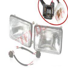 Headlight Headlamp Rectangular Assey 2 Unit Mahindra Tractors