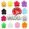 WHOLESALE JobLot Colour Balloons Latex LARGE Quality & Bulk Price Party Baloons