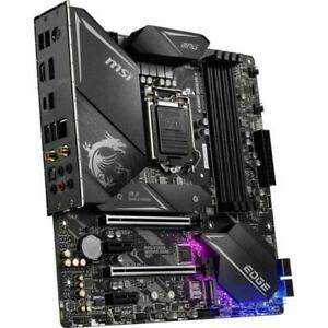 MSI MPG Z490M GAMING EDGE WIFI LGA 1200, Intel (Z490MEDGEWIFI) Motherboard