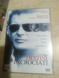 COPERTINA di Dvd Destini Incrociati.   Harrison Ford
