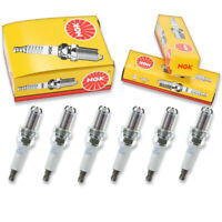 6 pc 6 x NGK Standard Plug Spark Plugs 3964 BKR5EKU 3964 BKR5EKU Tune Up Kit ot