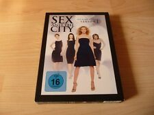 DVD Box Sex and the City - Die komplette Season 1 - Deutsch