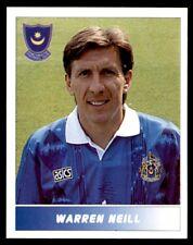 Panini Football League 95 - Portsmouth Warren Neill No. 188