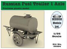 MIRROR MODELS RUSSIAN FUEL TRAILER Scala 1/35 cod.35204