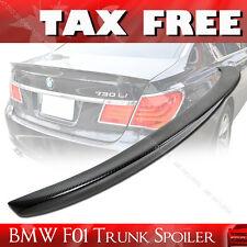 STOCK IN LA CARBON FIBER BMW 7-Series F01 A-TYPE REAR TRUNK SPOILER 760Li 740Li