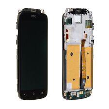 Display LCD Completo Con Carcasa Para HTC One S Ville Z520e Color Negro