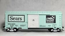 "HO Scale 40' Boxcar ""Sears"" DieHard Batteries"" Custom"