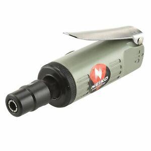 """Compact Straight Die Grinder Air Tools 1/4"""" 24000RPM 90PSI Air Pressure"""