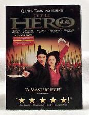 Hero (Dvd, 2004, Miramax) Jet Li