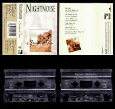 NIGHTNOISE - Shadow Of Time - USA CASSETTE BMG 1993 - NIght In That Land