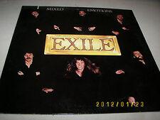 EXILE MIXED EMOTIONS LP EX Warner Bros. 1978 BSK-3205