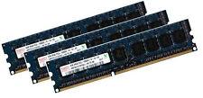 3x 4GB 12GB Samsung DDR3 ECC RAM Speicher f DELL Precision T3500 2Rx8 PC3-10600E