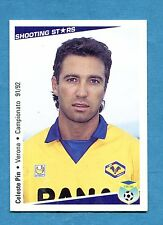 Cards-Figurina/Stickers SHOOTING STARS 91/92-n.243-PIN-VERONA-NEW