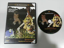 DEMENTIA 13 DVD +EXTRAS FRANCIS FORD COPPOLA ESPAÑOL ENGLISH TERROR REGION 0 ALL